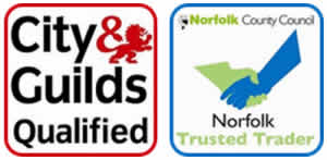 City Guilds Certified - Norfolk Trusted Trader